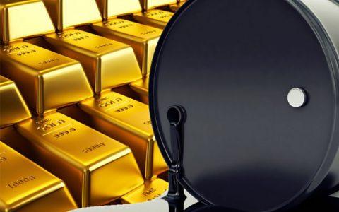 قیمت جهانی طلا و نفت امروز ۹۹/۰۹/۰۵