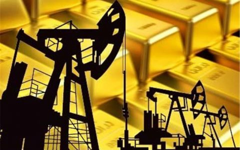 قیمت جهانی طلا و نفت