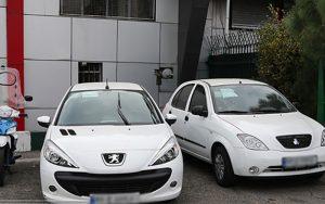 قیمت خودرو ۲۵ درصد ریزش کرد/ پراید ۱۰۰ میلیون تومان شد/ افت ۸۰۰ میلیونی سانتافه