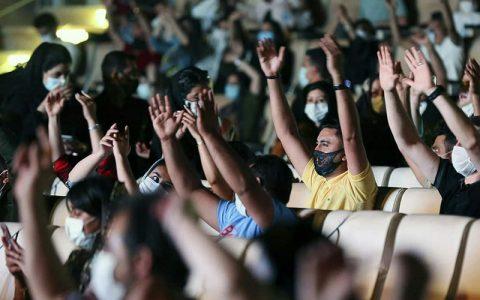مجوز برگزاری کنسرت در تهران صادر شد مجوز برگزاری کنسرت, تهران