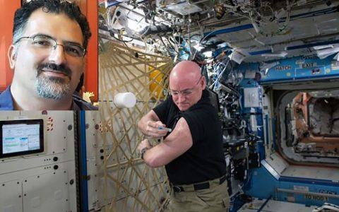 محقق ایرانی علت بیماری فضانوردان در فضا را کشف کرد بیماری فضانوردان, فضا, محقق ایرانی