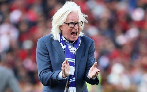 مربی سابق استقلال گزینه هدایت تیم ملی امارات شد وینفرد شفر آلمانی, تیم ملی امارات