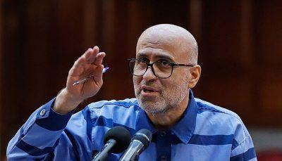 نامه طبری از زندان اوین / ناهار در منزل آقای آملی لاریجانی مهمان بودم بازداشتم کردند