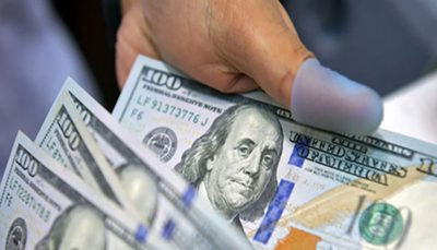 نرخ خرید و فروش دلار و یورو در صرافی بانکها اعلام شد