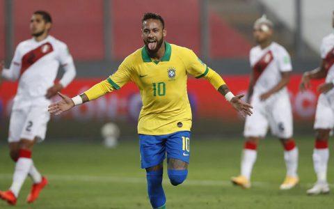 نیمار از لیست برزیل خط خورد نیمار جونیور, لیست برزیل