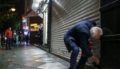 هشدارهای پلیس با آغاز محدودیت های جدید کرونایی محدودیت های جدید کرونایی, پلیس