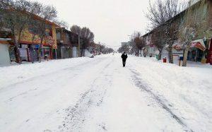 هشدار کولاک برف در برخی استانها/ تشدید بارشها در ۱۵ استان