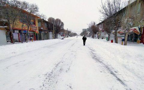 هشدار کولاک برف در برخی استانهاتشدید بارشها در ۱۵ استان بارش برف و باران, سازمان هواشناسی