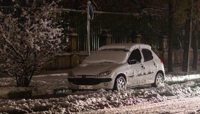 هواشناسی ایران هشدار بارش شدید برف و باران در ۲۱ استان بارش شدید برف و باران, سازمان هواشناسی