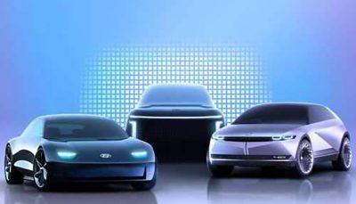 هیوندای خودروهای الکتریکی متنوعی تا سال 2022 عرضه میکند خودروهای الکتریکی, هیوندای