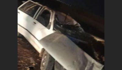 واژگونی پراید در پل سوم بشار یاسوج یک کشته و ۲ مصدوم داشت