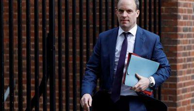 واکنش وزیرخارجه انگلیس به بازگردانده شدن احتمالی نازنین زاغری به زندان وزیر امور خارجه انگلیس, نازنین زاغری