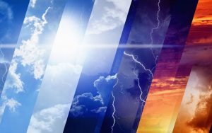 وضعیت آب و هوا در یکم آذر ماه/بارش باران در اکثر مناطق کشور