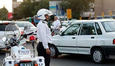 وضعیت ترافیکی معابر بزرگراهی و اصلی تهران پلیس راهور تهران, وضعیت ترافیکی