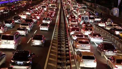 وضعیت ترافیک بعد از اعلام تعطیلی صنوف تعطیلی صنوف, ترافیک