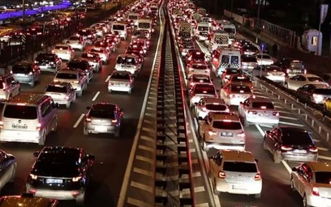 وضعیت ترافیک بعد از اعلام تعطیلی صنوف
