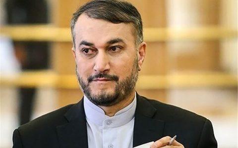 پادشاه عربستان حق اتهام زنی به ایران را ندارد امیرعبداللهیان, پادشاه عربستان, اتهام زنی به ایران