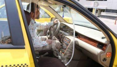 پروتکل بهداشتی تاکسی ها برای فصل سرما