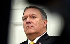 پمپئو: از همه ابزارهای تحریم برای مقابله با برنامه موشکی ایران استفاده میکنیم