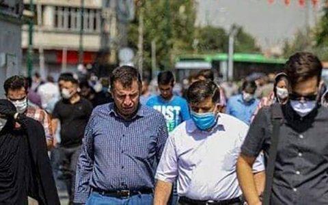 پیمایش ملی کرونا؛ ۵ میلیون ایرانی تاکنون به درجاتی از کرونا مبتلا شدهاند پیمایش ملی کرونا