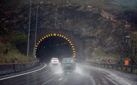 چهره برفی و بارانی استانها