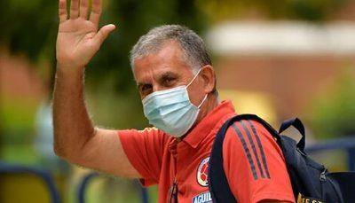 کیروش از کادر فنی تیم ملی کلمبیا خداحافظی کرد کارلوس کیروش, تیم ملی کلمبیا