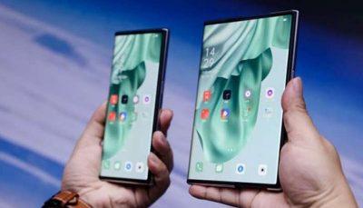 گوشی رول شدنی Oppo X 2021 در آیندهی نزدیک راهی بازار نخواهد شد Oppo X 2021, گوشی هوشمند, اوپو