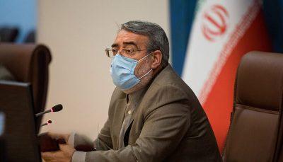 یکی از ابزارهای مهم کنترل کرونا در ایران منتفی شد عبدالرضا رحمانی فضلی, وزارت بهداشت و درمان