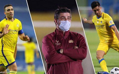 ۱۴ بازیکن النصر به کرونا مبتلا شدند
