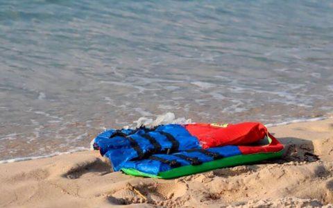 ۷۴ کشته در واژگونی قایق مهاجران در لیبی واژگونیِ قایق مهاجران, لیبی