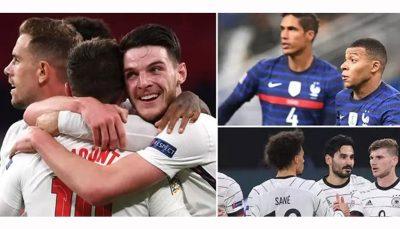 100 تیم با ارزش یورو 2020 مشخص شدند فوتبال, یورو ۲۰۲۰, انگلیس