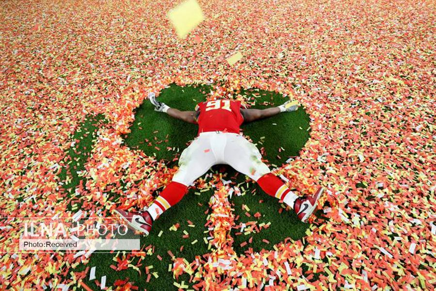 11 برترین عکس های ورزشی2020