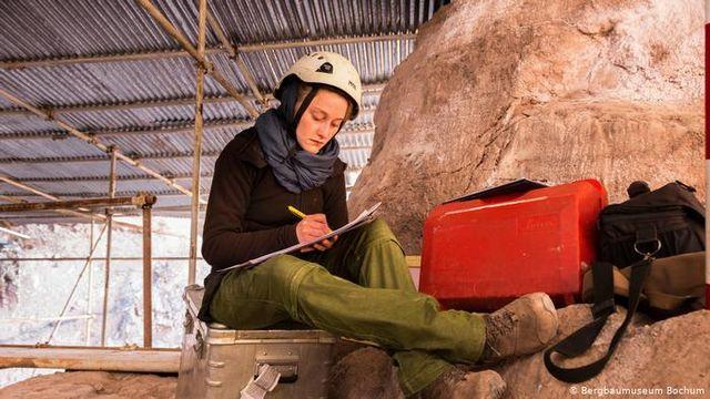مردان نمکی زنجان در نمایشگاه آلمان / عکس