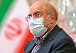 نامه قالیباف به روحانی درباره تخصیص یکمیلیارد دلار به وزارت بهداشت