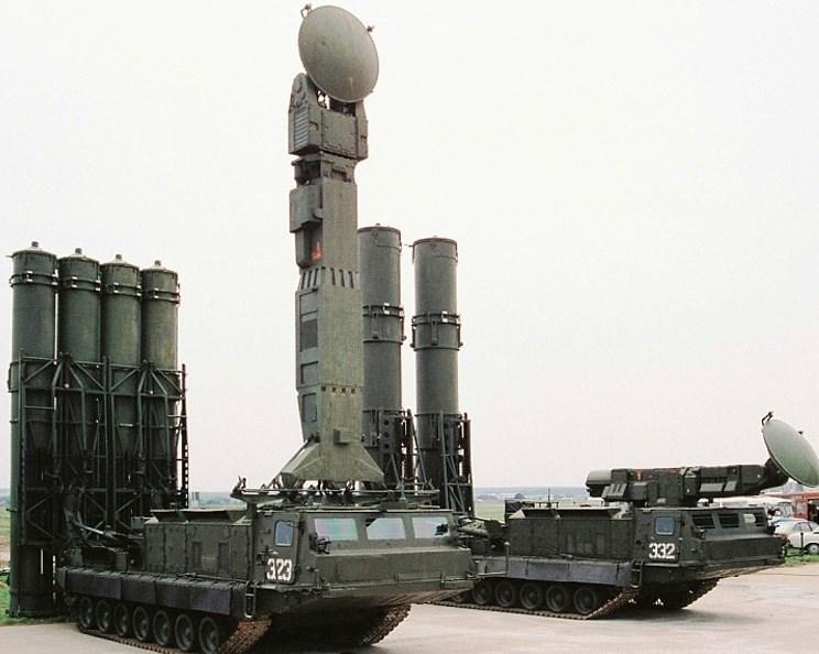 13990810191617557215371110 S۳۰۰ روسی, سامانه موشکی ایران