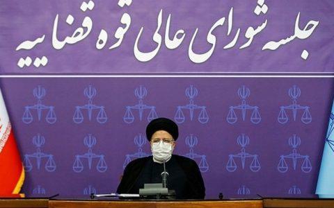 1399081912572992221587234 سردار سلیمانی, رئیس قوه قضاییه