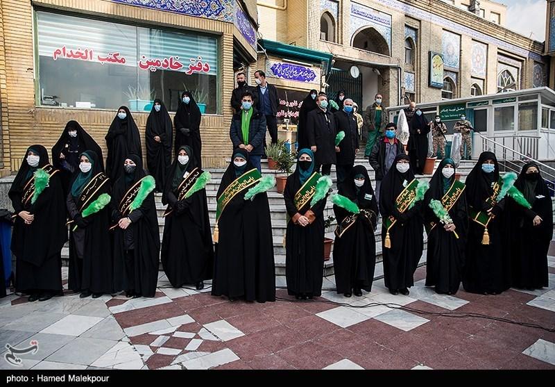 1399091015395223621722984 شهید محسن فخریزاده, امامزاده صالح(ع), تشییع و خاکسپاری