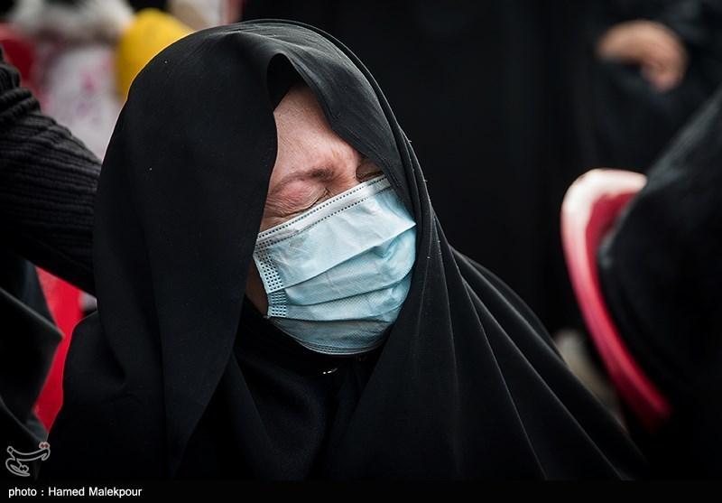 1399091015395234621722984 شهید محسن فخریزاده, امامزاده صالح(ع), تشییع و خاکسپاری