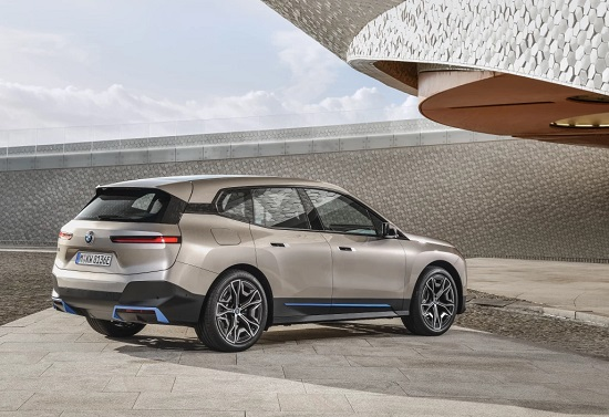 خودروسازی BMW پیشرفتهترین مدل خود را نمایش داد