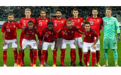 2 عضو تیم سوئیس کرونایی شدند تیم ملی فوتبال سوئیس, کرونا