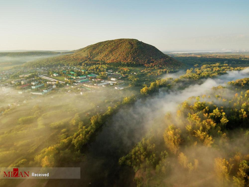 شگفت انگیزترین مکانهای روسیه