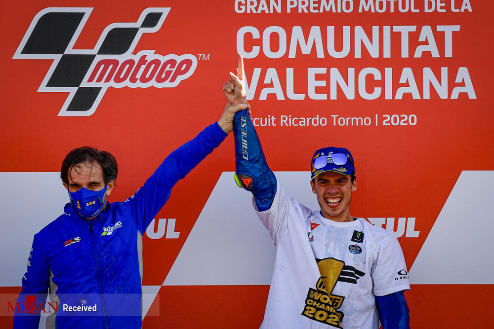 موتو جی پی (۲۰۲۰) - مرحله سیزدهم - پیست ریکاردو تورمو - والنسیا، اسپانیا
