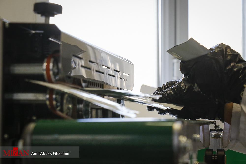2871950 115 تستهای تشخیص سریع کرونا, تولید کیتهای داخلی