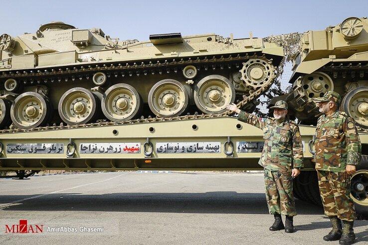 5484475 فناوری های نظامی, نیروی زمینی ارتش