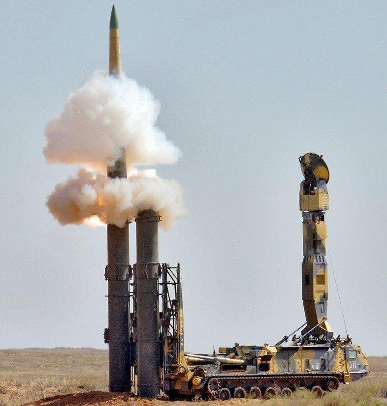 5484686 S۳۰۰ روسی, سامانه موشکی ایران