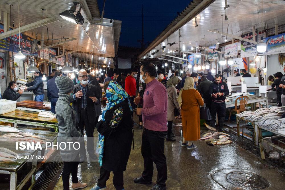 61789302 بازار ماهی فریدونکنار