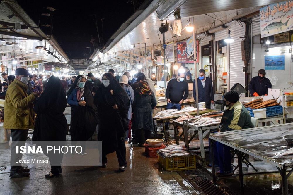 61789306 بازار ماهی فریدونکنار