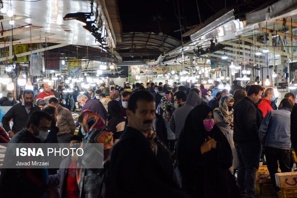 61789307 بازار ماهی فریدونکنار