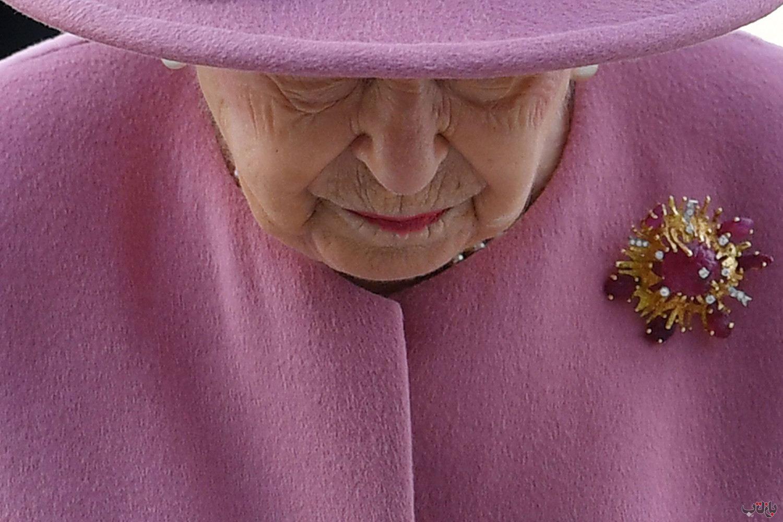 England Queen GettyImages 1229083071 برترین عکس های رسانه ای جهان, بهترین عکس خبری, بهترین عکس های جهان, گزارش تصویری