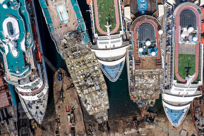 Turkey Cruises GettyImages 1278046178 برترین عکس های رسانه ای جهان, بهترین عکس خبری, بهترین عکس های جهان, گزارش تصویری